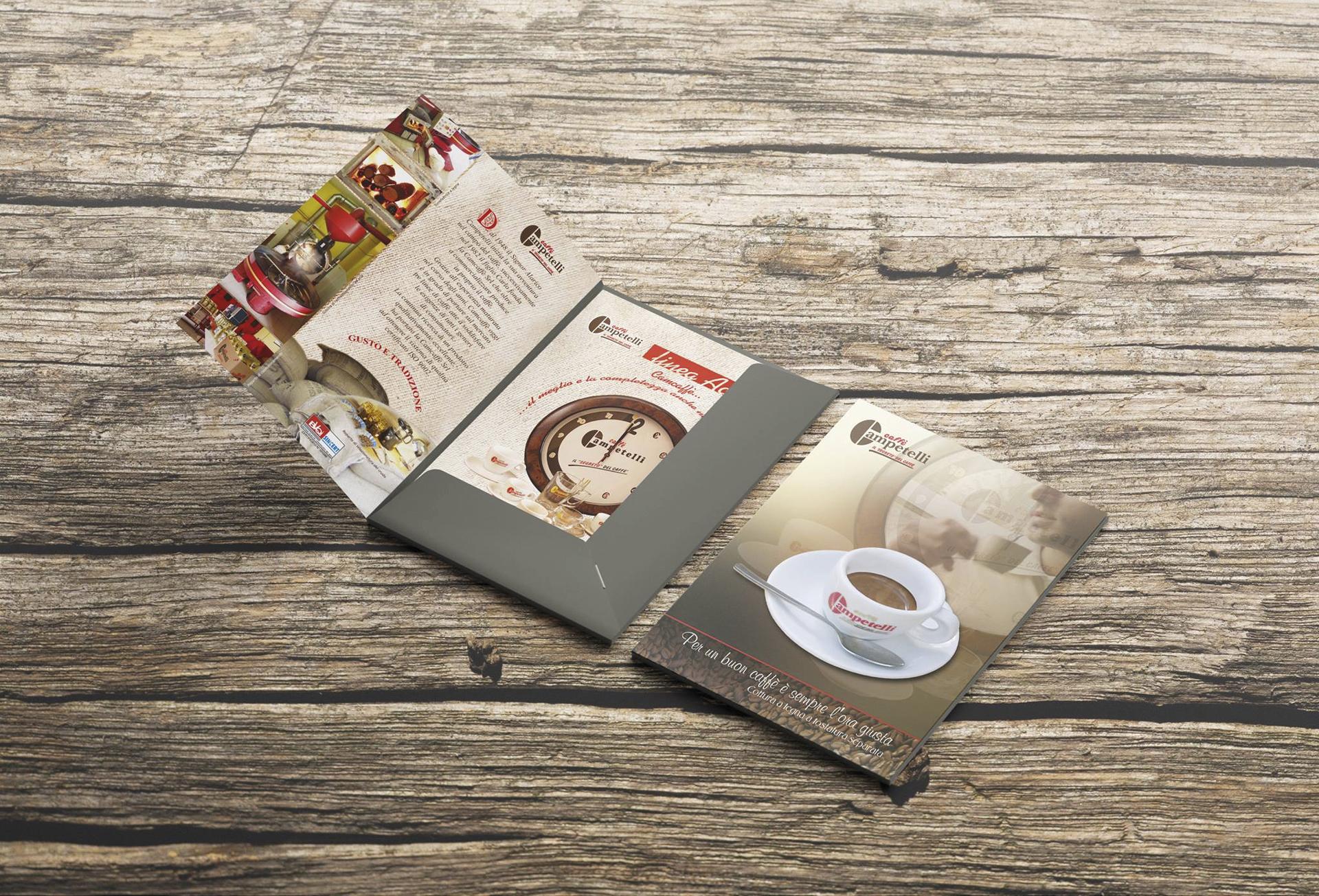 Catalogo Campetelli realizzato da Luca Zangrilli - Grafica pubblicitaria e Web a Frosinone