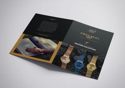 Pieghevole Ceccacci - Collezione FEATHER