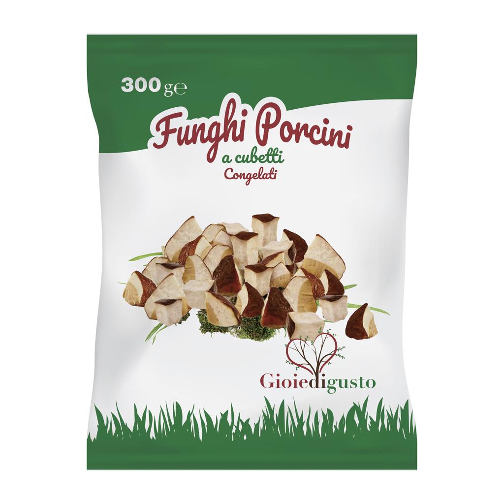 Gioie di gusto - Funghi porcini referenza Eurospin