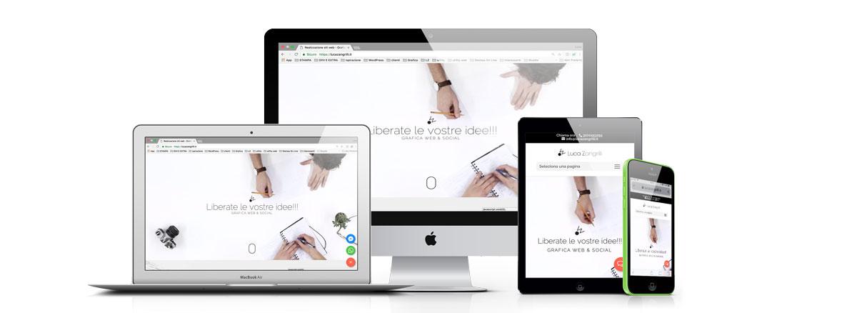Realizzazione siti web responsive a Frosinone